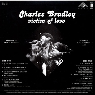 Charles Bradley - Victim of Love [LP + MP3] na internet