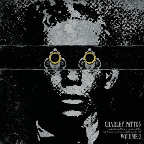 Charley Patton - Complete Recorded Works In Chronological Order Vol. 3 [LP]