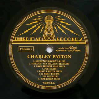 Charley Patton - Complete Recorded Works In Chronological Order Vol. 1 [LP] na internet