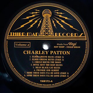 Charley Patton - Complete Recorded Works In Chronological Order Vol. 2 [LP] na internet