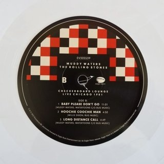 Muddy Waters & Rolling Stones - Checkerboard Lounge, Live Chicago 1981 [LP Duplo + DVD] - comprar online