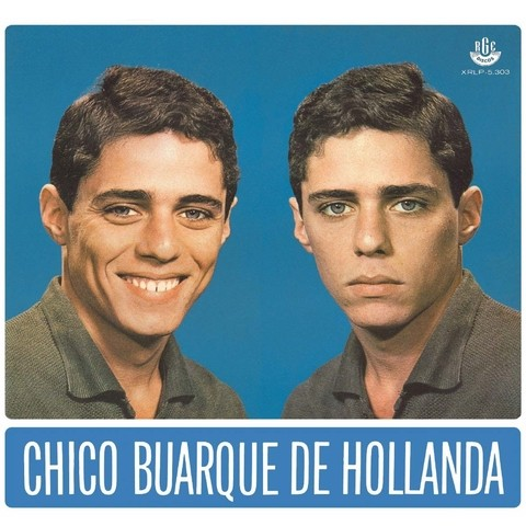 Chico Buarque de Hollanda - Chico Buarque de Hollanda [LP]