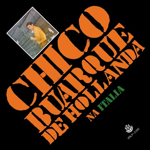 Chico Buarque de Hollanda - Na Itália [LP]
