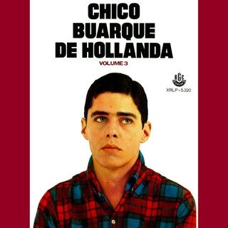 Chico Buarque de Hollanda - Volume 3 [LP]