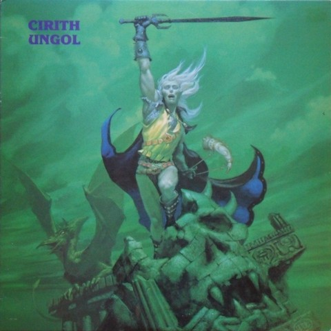 Cirith Ungol - King Of The Dead [LP]