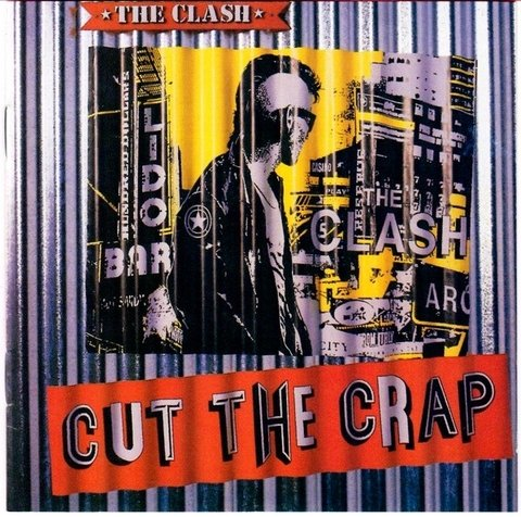 Clash - Cut The Crap [LP]