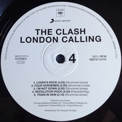Clash - London Calling [LP Duplo]