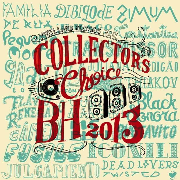 Collector's Choice BH 2013 [LP Duplo] - comprar online