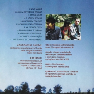 Continental Combo - Continental Combo [CD] - comprar online