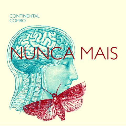 Continental Combo - Nunca Mais [CD]