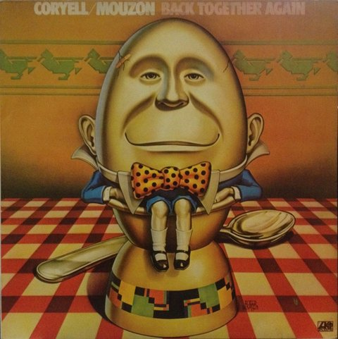 Coryell/Mouzon - Back Together Again [LP]  - comprar online
