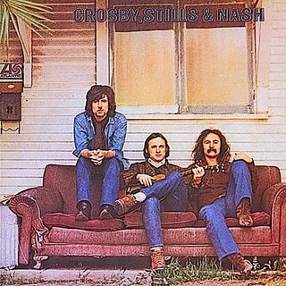 Crosby, Stills & Nash - Crosby, Stills & Nash [LP]