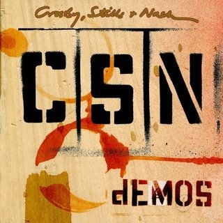 Crosby, Stills & Nash - Demos [LP]