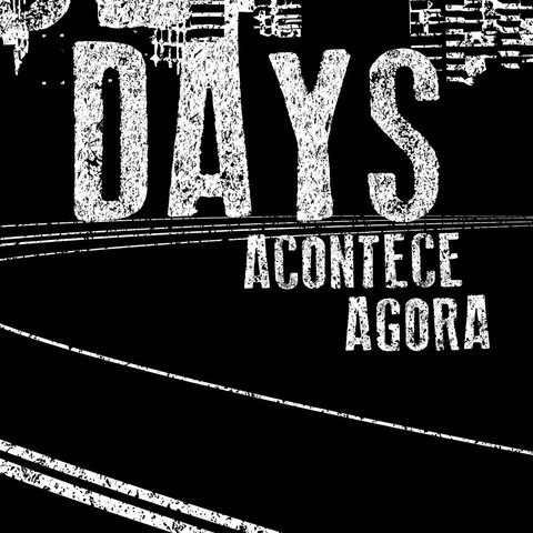 Dance of Days - Acontece Agora EP [CD]