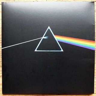Pink Floyd - Dark Side of the Moon 2011 Ed. [LP + MP3] - comprar online