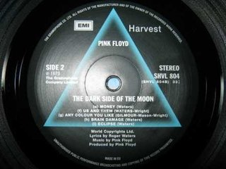 Imagem do Pink Floyd - Dark Side of the Moon 2011 Ed. [LP + MP3]