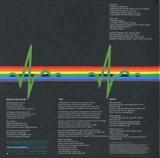 Pink Floyd - The Dark Side of the Moon [LP] - comprar online