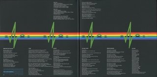 Pink Floyd - The Dark Side of the Moon [LP] na internet