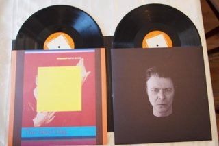 David Bowie - The Next Day [LP Duplo + CD] na internet