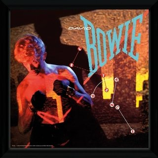 David Bowie ‎– Let's Dance [LP]