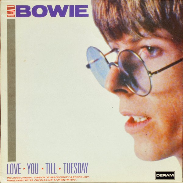 David Bowie ‎– Love You Till Tuesday [LP]