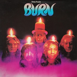 Deep Purple - Burn [LP]