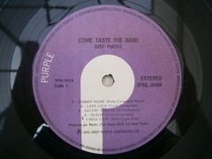 Deep Purple - Come Taste The Band [LP]