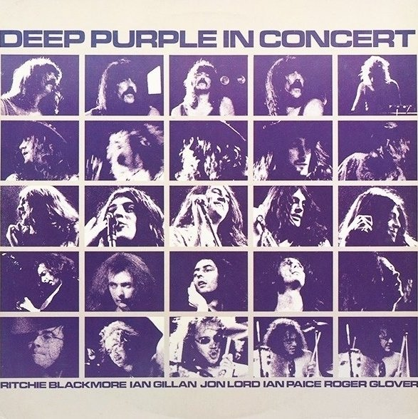 Deep Purple - In Concert [LP Duplo] - comprar online