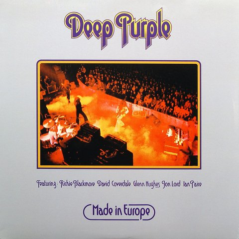 Deep Purple - Made in Europe [LP]