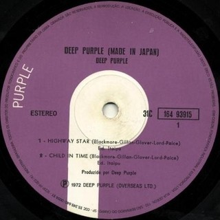 Deep Purple - Made in Japan [LP Duplo] na internet