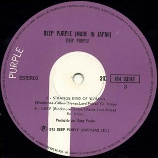 Deep Purple - Made in Japan [LP Duplo] - loja online