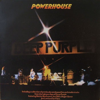 Deep Purple - Powerhouse [LP] - comprar online