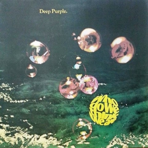 Deep Purple - Who Do We Think We Are [LP]