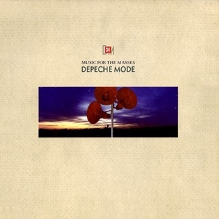 Depeche Mode - Music For the Masses [LP]