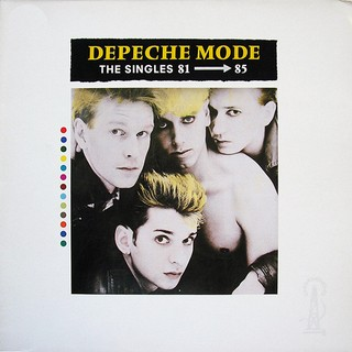 Depeche Mode - The Singles 81-85 [LP]