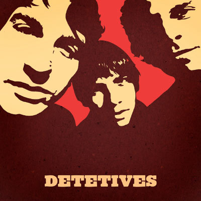 Detetives - Detetives [CD]