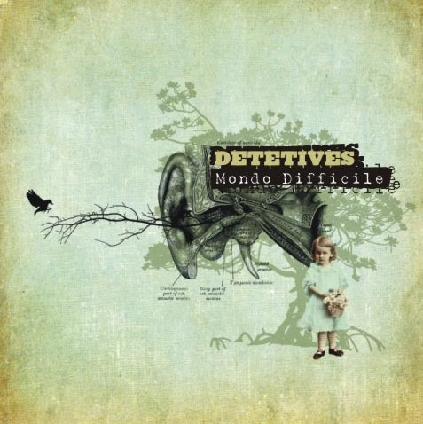 Detetives - Mondo Difficile [CD]