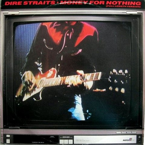 Dire Straits - Money For Nothing (full length version) [Maxi Single] - comprar online