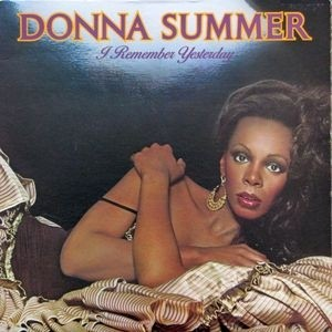 Donna Summer - I Remember Yesterday [LP]