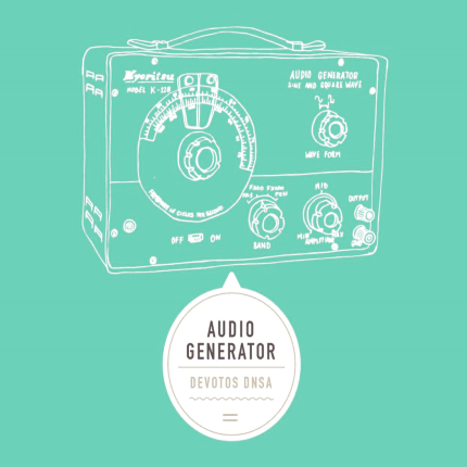 Devotos DNSA - Audio Generator [CD]