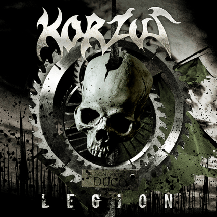Korzus ‎– Legion [CD]