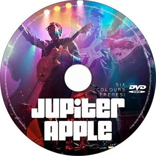 Jupiter Apple - Six Colours Frenesi: Live Opinião 2011 [DVD] na internet