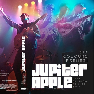 Jupiter Apple - Six Colours Frenesi: Live Opinião 2011 [DVD] - comprar online