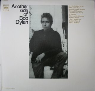 Bob Dylan - Another Side of Bob Dylan [LP]