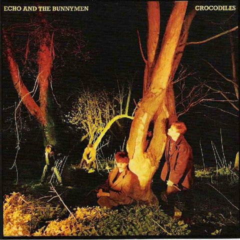 Echo And The Bunnymen - Crocodiles [LP] - comprar online