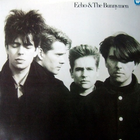 Echo & The Bunnymen - Echo & The Bunnymen [LP]