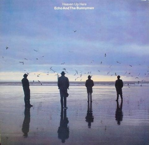 Echo & The Bunnymen - Heaven Up Here [LP] - comprar online