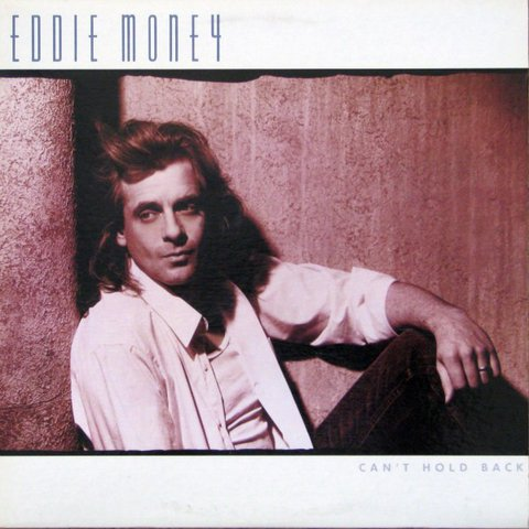Eddie Money - Can´t Hold Back [LP]