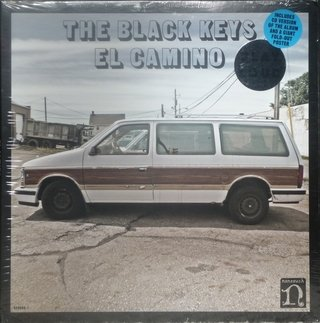 Black Keys - El Camino [LP + CD] - comprar online