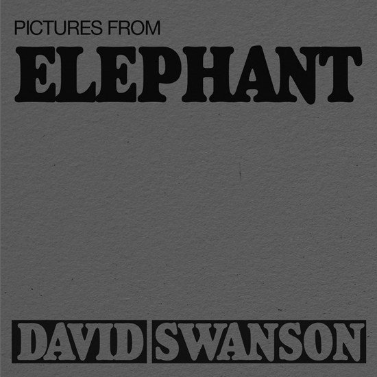 White Stripes: Pictures from Elephant, de David Swanson [Livro]